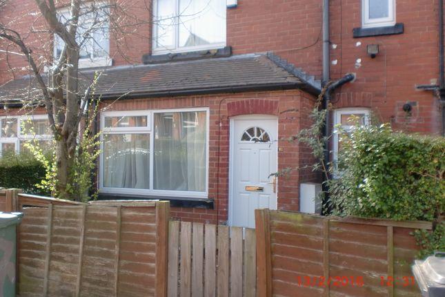 Thumbnail Terraced house to rent in Hessle Walk, Leeds
