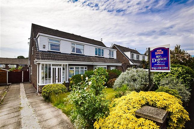 Thumbnail Semi-detached house for sale in Hallbottom Street, Hyde