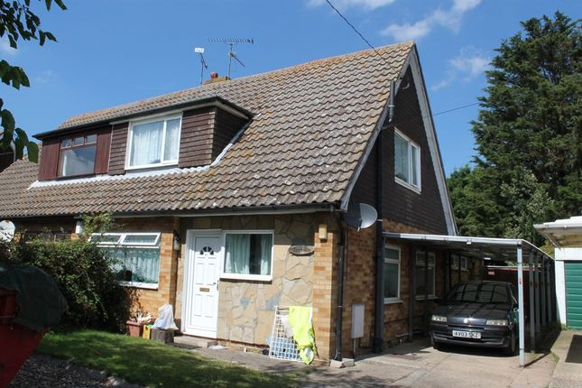 Thumbnail Bungalow for sale in Aingers Green, Great Bentley, Colchester