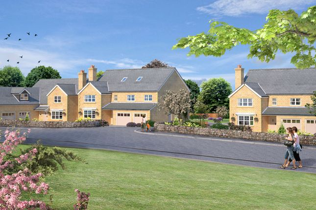 Thumbnail Detached house for sale in The Balmoral, Bingley Road, Menston, Leeds