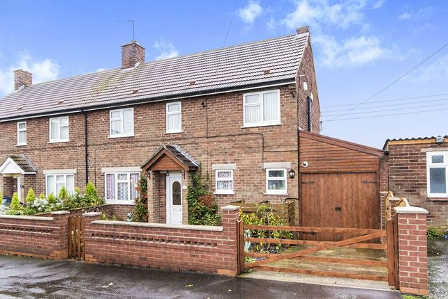 Thumbnail Semi-detached house for sale in Almond Avenue, Heighington, Lincoln