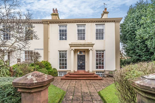 Thumbnail Semi-detached house for sale in Victoria Place, High Street, Wigton, Cumbria