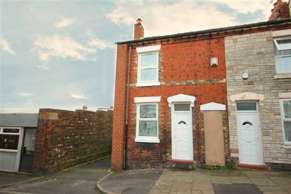 Thumbnail Terraced house for sale in Parsonage Street, Tunstall, Stoke-On-Trent