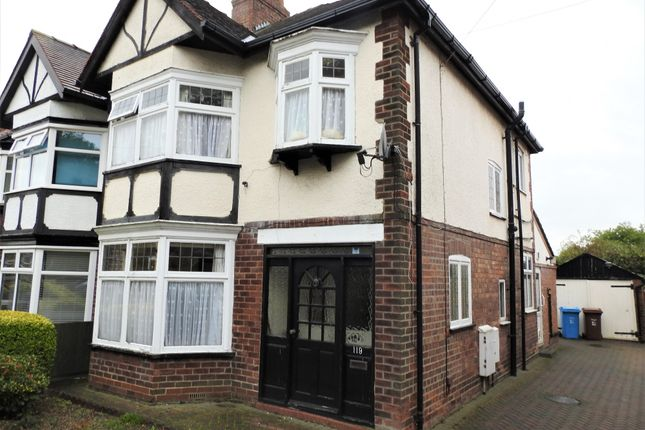Thumbnail Semi-detached house for sale in Fairfax Avenue, Hull