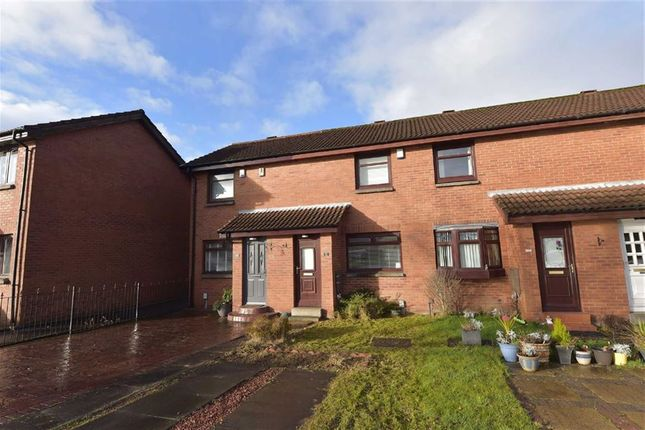 Thumbnail Terraced house for sale in Tarras Drive, Renfrew