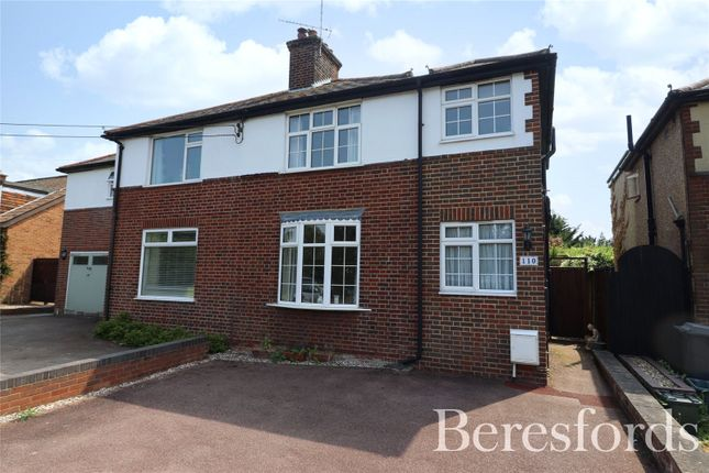 3 bed semi-detached house for sale in Maldon Road, Great Baddow CM2