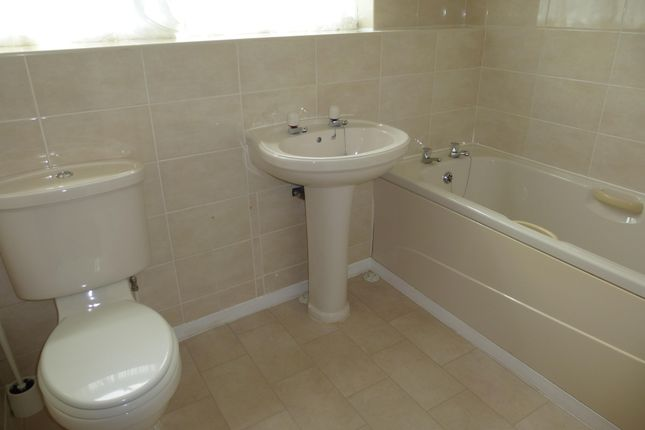 Bathroom of White House Way, Solihull B91