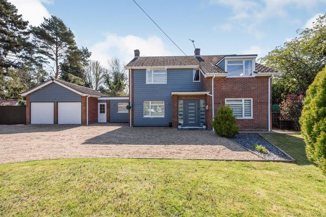 4 bed detached house for sale in Stuston Lane, Stuston, Diss IP21