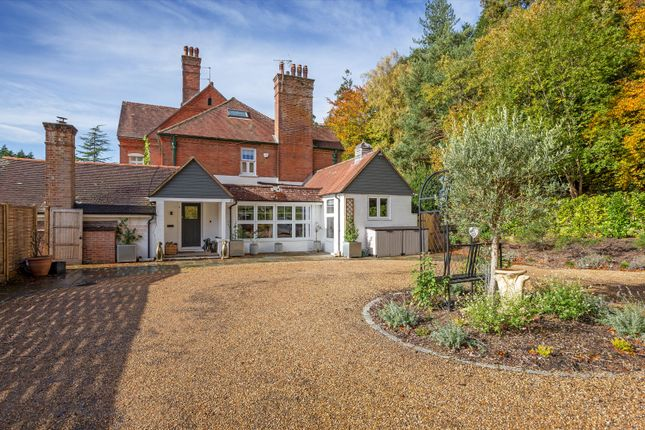 5 bed semi-detached house for sale in Bannacle Hill Road, Sandhills, Godalming, Surrey GU8