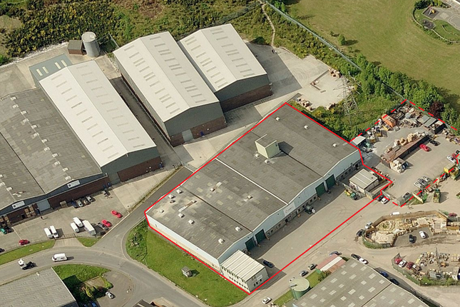 Thumbnail Industrial to let in Ashfield Way, Leeds