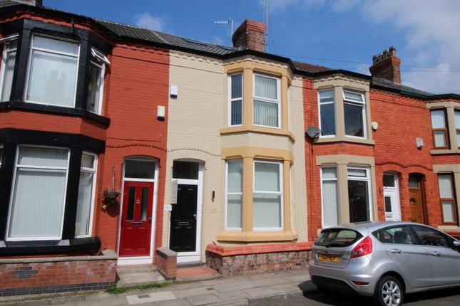 Thumbnail Shared accommodation to rent in Chermside Road, Aigburth