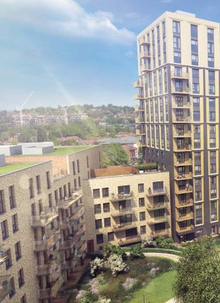 Thumbnail Flat for sale in Engineers Way, Wembley Park