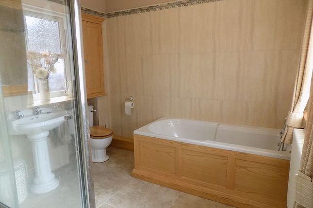 Bathroom of Penycae Road, Port Talbot, Neath Port Talbot. SA13