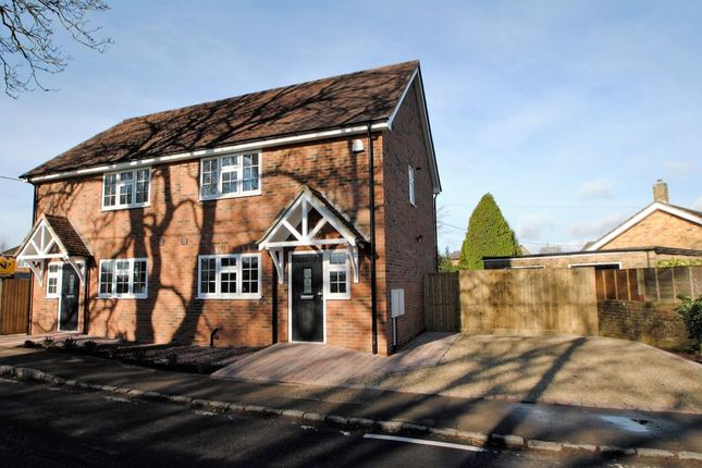 Thumbnail Semi-detached house for sale in Cockpit Road, Great Kingshill, High Wycombe