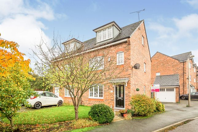 Thumbnail Semi-detached house for sale in Wilkinson Way, Winsford