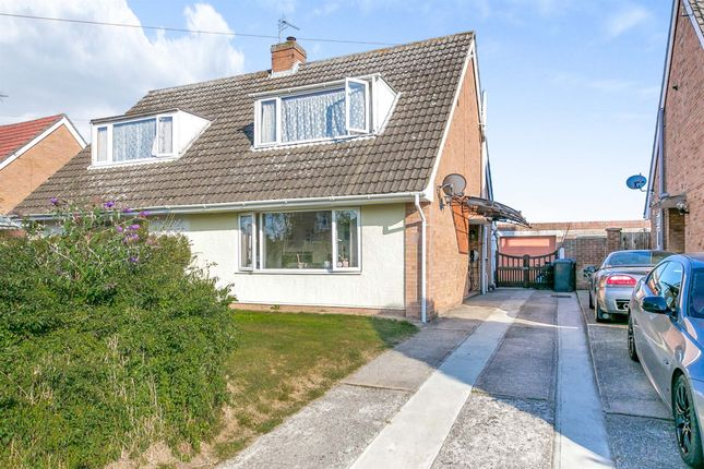 2 bed semi-detached house for sale in Westropps, Long Melford, Sudbury CO10