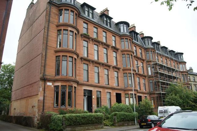 Thumbnail Flat to rent in Garrioch Road, Glasgow