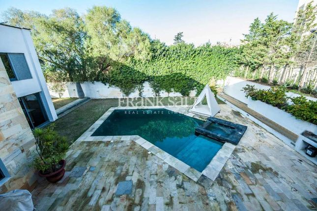 Thumbnail Villa for sale in Madliena, Finished Villa, Madliena, Malta