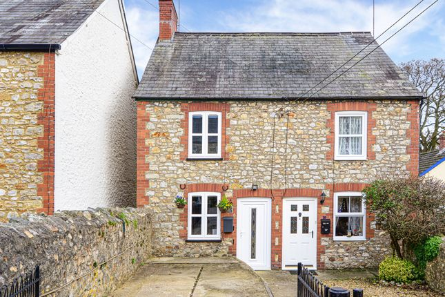 2 bed cottage for sale in Salisbury Terrace, The Hill, Kilmington, Axminster EX13