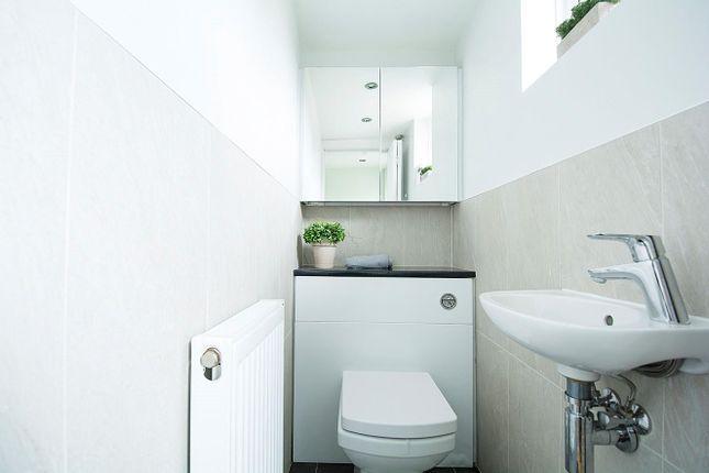 Toilet of Meadow Road, Bushey WD23