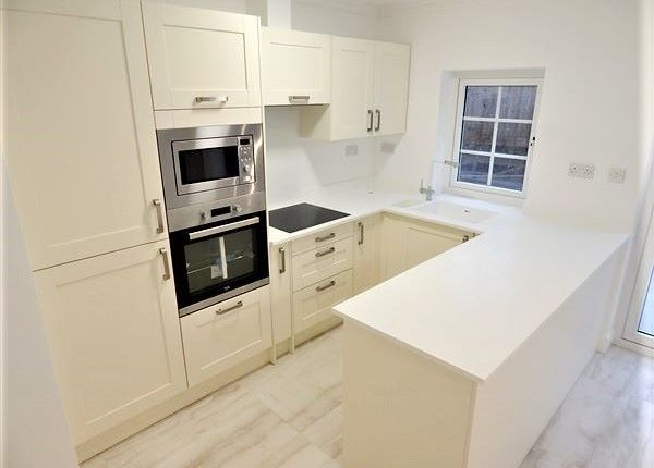 Thumbnail Town house for sale in Milfraen View, Brynmawr, Ebbw Vale