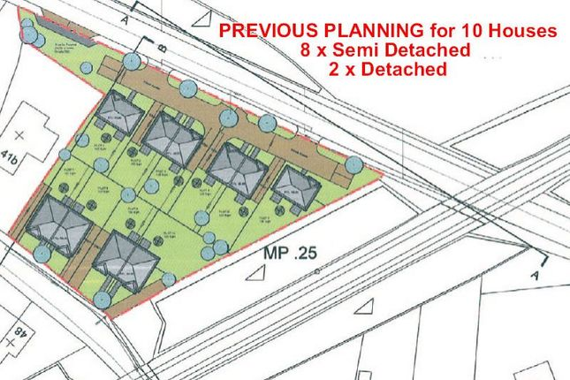 Thumbnail Land for sale in Development Site At Cardenden Road, Cardenden, Fife KY50Pd