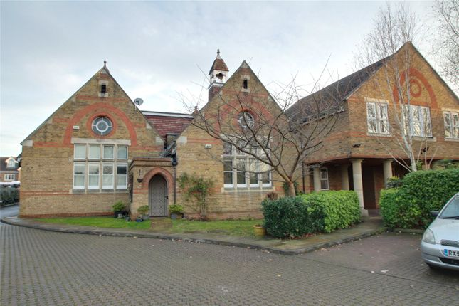 Thumbnail Flat for sale in Old School Mews, Staines Upon Thames, Middlesex