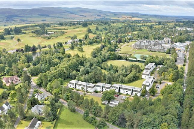 Thumbnail Flat for sale in Guthrie Court, Gleneagles, Auchterarder