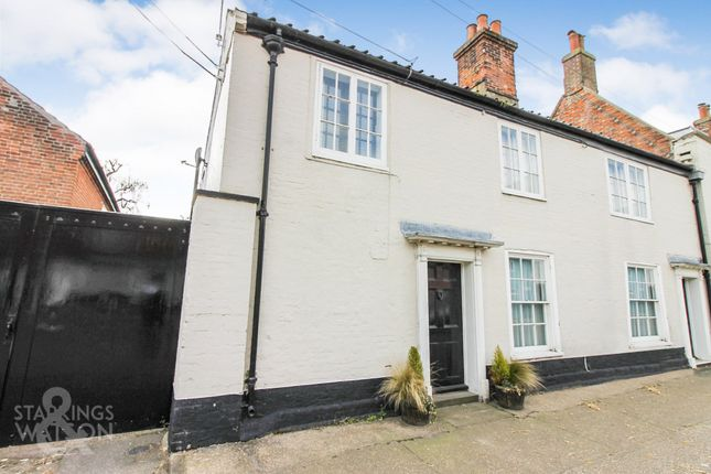 2 bed semi-detached house for sale in Broad Street, Bungay NR35