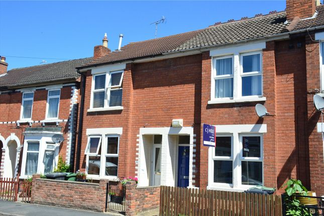 Thumbnail Terraced house to rent in Lysons Avenue, Gloucester
