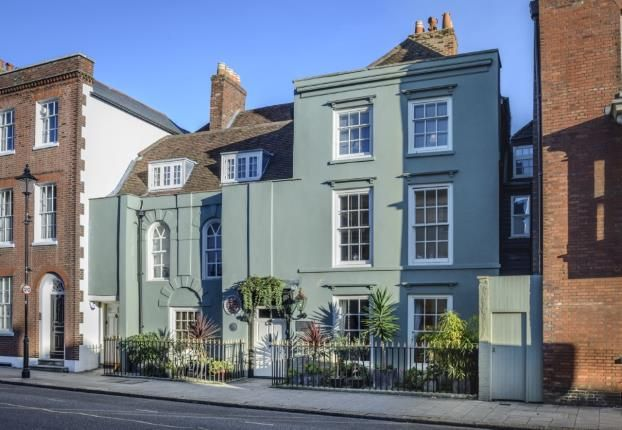 Thumbnail Terraced house for sale in Old Portsmouth, Hampshire, United Kingdom