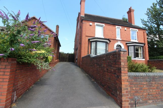 Thumbnail Semi-detached house for sale in Wolverhampton Road West, Willenhall