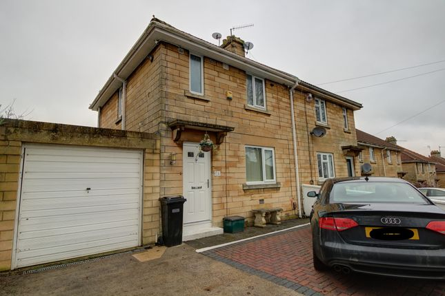 Thumbnail Semi-detached house for sale in Glebe Road, Bath