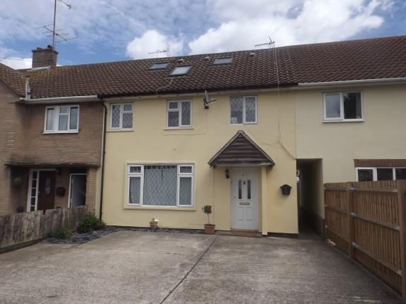 Thumbnail Terraced house for sale in Gloucester Avenue, Colchester