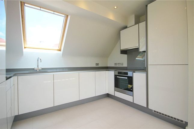 Thumbnail Flat to rent in Poulter Court, 2 Chancellor Drive, Camberley, Surrey