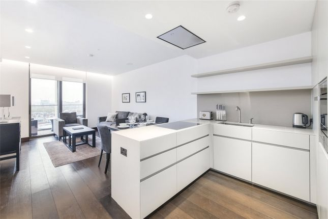Thumbnail Flat for sale in Kings Gate Walk, Victoria, London