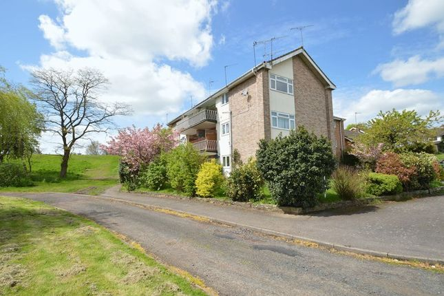 Thumbnail Flat for sale in Crabtree Close, Lodge Park, Redditch