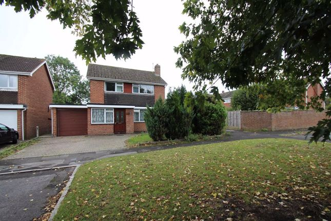 Thumbnail Detached house for sale in Clipsham Rise, Broadmead, Trowbridge, Wiltshire