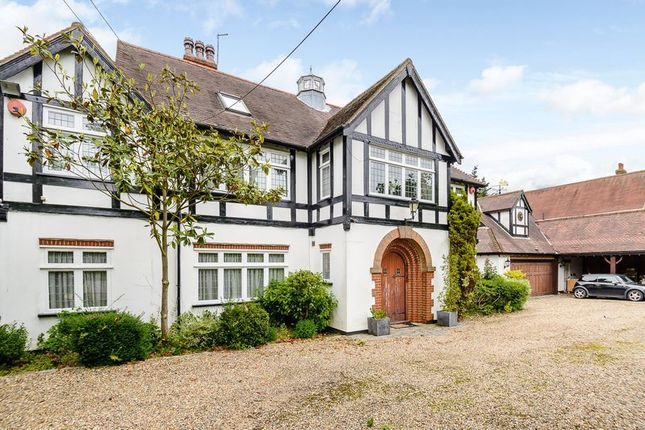 Thumbnail Detached house for sale in Cannons, The Ridgeway, Cuffley, Hertfordshire