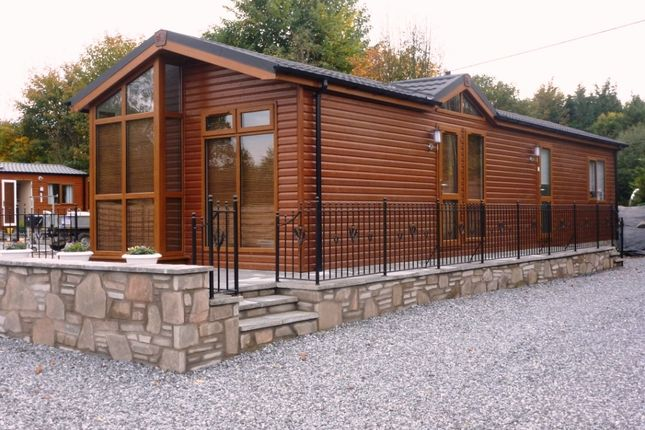 Thumbnail Detached bungalow for sale in Grandeagles Luxury Park, Auchterarder