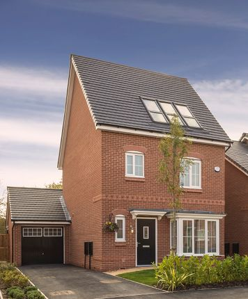 Thumbnail Link-detached house for sale in Rectory Lane, Standish, Wigan
