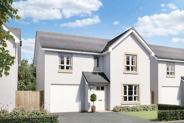 "4 bed detached house for sale in ""Dunbar"" at Castlelaw Crescent, Bilston, Roslin EH25"