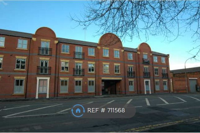 Thumbnail Flat to rent in Baker St Central, Hull