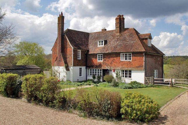5 bed detached house for sale in Tenterden Road, Biddenden, Kent