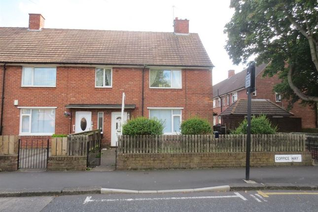 Thumbnail Property to rent in Coppice Way, Shieldfield, Newcastle Upon Tyne