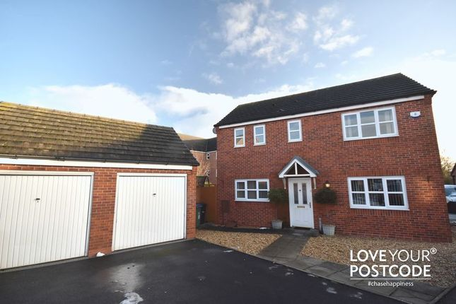 Thumbnail Detached house for sale in Jonah Drive, Tipton, Sandwell