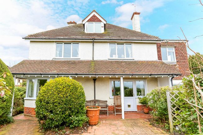 Thumbnail Detached house for sale in Southdown Avenue, Lewes