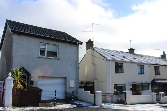 Thumbnail Semi-detached house for sale in Pound Road, Newry