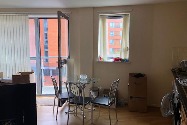 Thumbnail Flat to rent in Ahlux Court, Millwright Street, Leeds