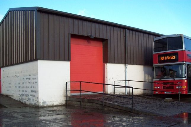 Thumbnail Industrial to let in Dochcarty Road, Dingwall